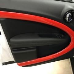 ドア 内張り カーラッピング ミニ R60 クロスオーバー