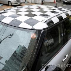BMW MINI R60 チェッカールーフ