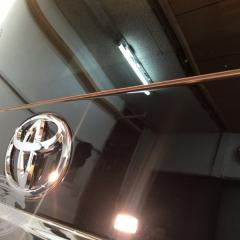 トヨタ ボディーコーティング グレア 親水 疎水