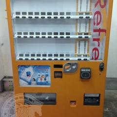 台東区 看板 自動販売機 ロゴ 会社
