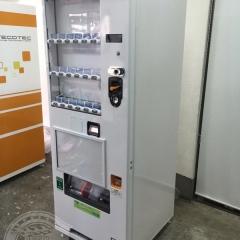 台東区 看板 ラッピング 広告 東京 自動販売機