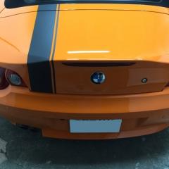 カーラッピング 東京 BMW Z4.jpg