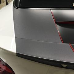 カーラッピング 東京 Z4 BMW ストライプ