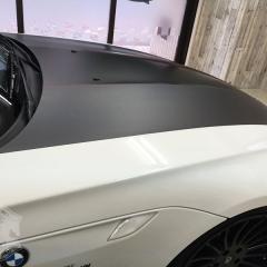 マットカラー カーラッピング 東京 台東区 浅草 BMW Z4