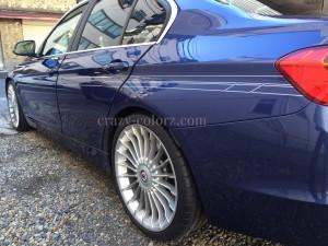 レーシングストライプ 東京 BMW