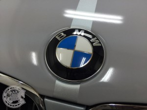 BMW M3 レーシングライン