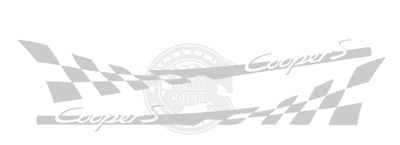 ¥ミニ ミニクーパー ステッカー デカール ストライプ チェッカー ユニオンジャック 東京