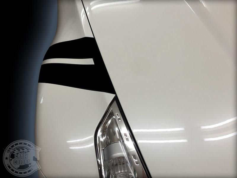 z34 カーラッピング ストライプ ステッカー 東京