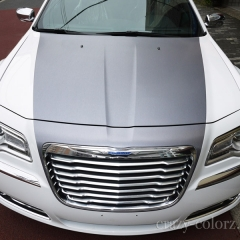 chrysler 300 brashrd steel