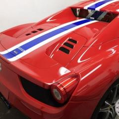 458スパイダー-ラリーストライプ