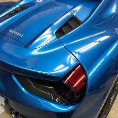 フェラーリ-カーラッピング-料金-価格-綺麗