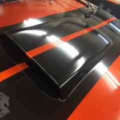 レーシングストライプ カーラッピング 東京 アメ車 ライン ステッカー