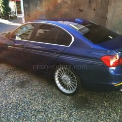 東京 カーラッピング BMW