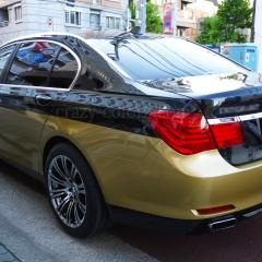 BMW 7series 2tone