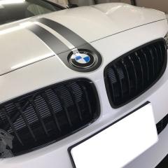 BMW M4 GLARE グレア 親水 ガラス 化学結合 UVカット コーティング 東京 台東区