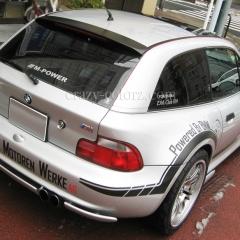 BMW-Z3サイドストライプ
