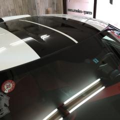 C7 コルベット レーシング ストライプ カーラピング 東京 スティングレイ ルー