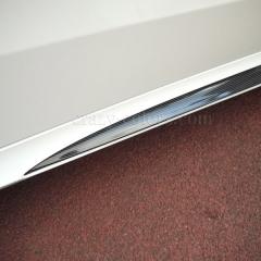 BENZ-E63-AMG-カーボンサイドスカートインサートラッピング