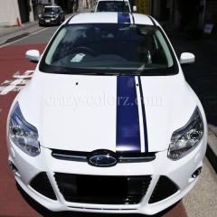 フォード フォーカス レーシングストライプ