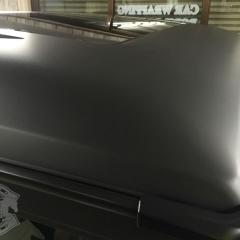 g63 amg ゲレンデ フルラッピング マッドブラック 東京