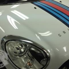 ミニ R60 GLARE コーティング 東京