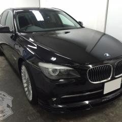 BMW ALPINA コーティング アルピナ 台東区 東京 浅草 GLARE グレア