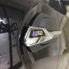 M2 コーティング グレア プロテクション 親水 東京 台東区 ガラス