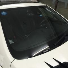 クリアプレックス 飛び石防止 プロテクションフィルムガラス コーティング 親水 AMG 東京 台東区 浅草