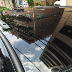 コーティング 東京 磨き 台東区 浅草 グレア GLARE 親水 ガラス