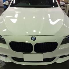 親水 ガラスコーティング グレア F10 BMW 東京