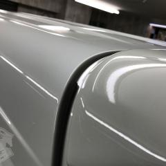 グレア ガラスコーティング 親水 東京 台東区 化学結合 エブリィワゴン
