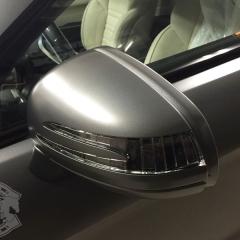 AMG SL マット ガラスコーティング 撥水 東京 台東区 浅草