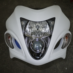 GSX1300Rハヤブサバイクラッピング