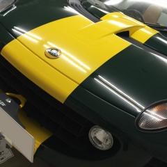エリーゼ ストライプ 3M カーラッピング ステッカー デカール 東京