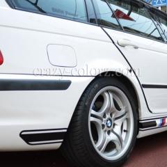 BMW-M3-ロッカーパネルストライプ