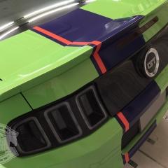 レーシングストライプ レーシングライン 東京 台東区 マスタング アメ車