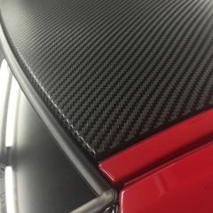 カーボン ルーフ GTR R35 カーラッピング 東京 台東区