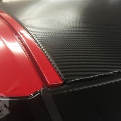 カーラッピング フィルム カーボン ステッカー GTR R35 東京