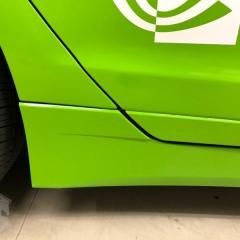MKZ サイド ドア リンカーン ヒルトン 人工知能 nvidia AI カラーチェンジ ボンネット エンブレム ステッカー デカール カーボン カーラッピング 新宿区