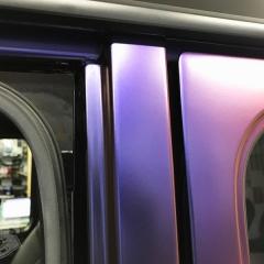 ゲレンデ カーラッピング 内装 フルラッピング 東京 台東区 AMG