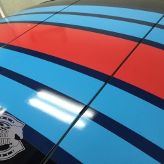 MARTINI STRIPES CARWRAPPING