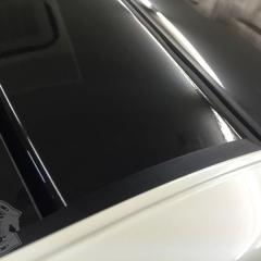 カーラッピング 東京 グロスブラック 艶あり 黒 SL AMG
