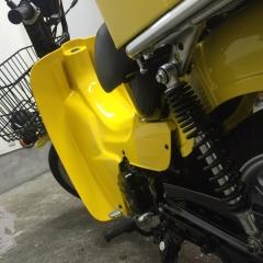 バイク カラーチェンジ ラッピング 東京