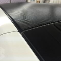 カーボンルーフ カーラッピング 東京 ドレスアップ カスタム Z34