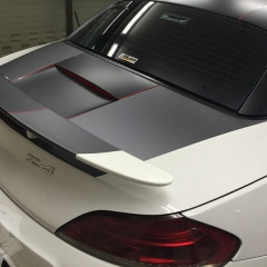 カーラッピング 東京 BMW Z4 レーシング