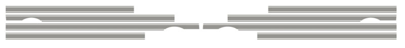 カーラッピング ステッカー デカール ストライプ 東京