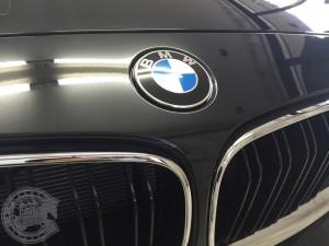 プロテクション フィルム 保護 バンパー 透明 BMW M2 飛び石