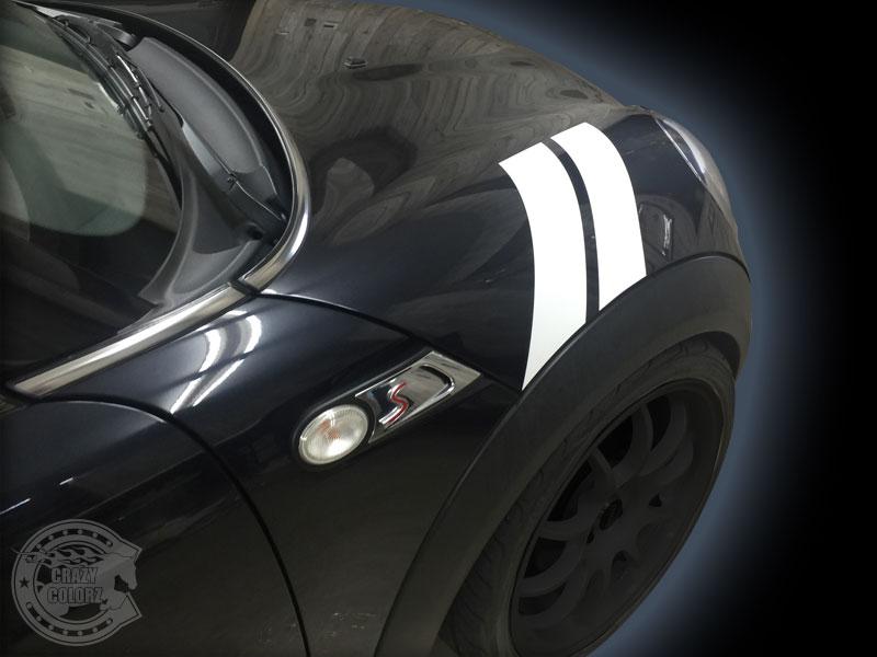 MINI R56 カスタム ステッカー 東京